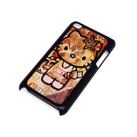 OBEY HELLO KITTY iPod Touch 4 Case Cover