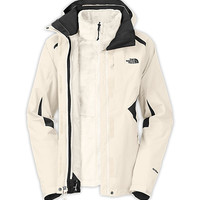 The North Face Women's Jackets & Vests 3-IN-1 JACKETS WOMEN'S BOUNDARY TRICLIMATE JACKET