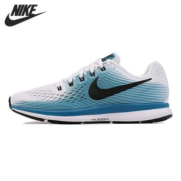 Original New Arrival 2017 NIKE AIR ZOOM PEGASUS 34 Men's0 Running Shoes Sneakers