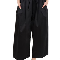 Tome - Cotton Sateen Karate Pant