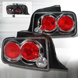 ford 2005 2007 ford mustang tail lights from. Black Bedroom Furniture Sets. Home Design Ideas