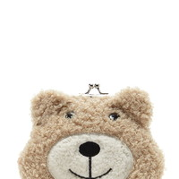 Teddy Bear Coin Pouch