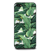 banana leaf iPhone 5 | 5s Case