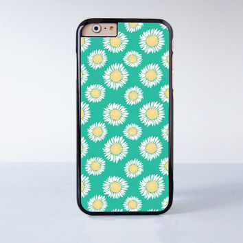 Cute Little Daisy  Plastic Case Cover for Apple iPhone 6 6 Plus 4 4s 5 5s 5c