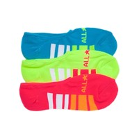 Womens Converse Liners 3 Pack