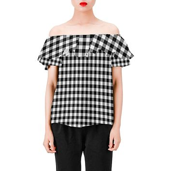 cce73444b7e61a Best Gingham Women Products on Wanelo