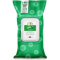 Yes To Cucumber Towelette 45 Ct