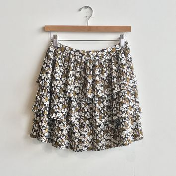 Ocean Drive Pleated Skirt