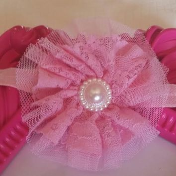 Vintage Flower Baby Girl Headbands!