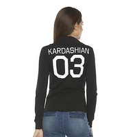 Kardashian Kollection Women's Signature Jacket