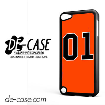 Retro Dukes Of Hazzard General Lee For Ipod 5 Case Phone Case Gift Present