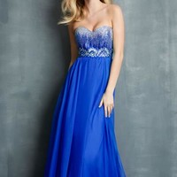 Night Moves 7048 at Prom Dress Shop