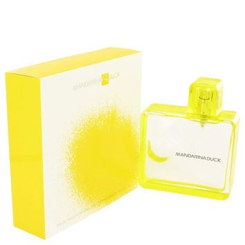 Mandarina Duck by Mandarina Duck Eau De Toilette Spray 3.4 oz