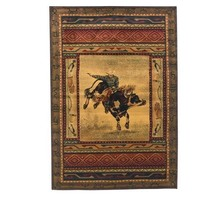 Bull Rider Rug - Rugs - Home
