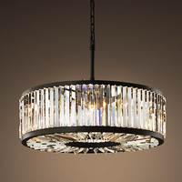 Welles Crystal Chandelier Medium