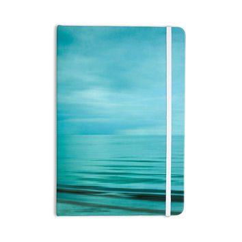 "Iris Lehnhardt ""Calm Sea"" Blue Teal Everything Notebook"