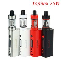 Original Kangertech Topbox Mini 7-75W Electronic Kit Cigarette Mod Vape Tank 4ml