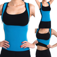 High Quality Sweat Hot Neoprene Body Shaper Slimming Waist Trainer Belt Weight Loss