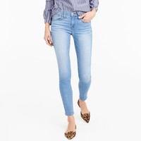 Lookout high-rise garment-dyed crop jean