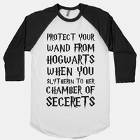 Protect Your Wand From Hogwarts When You Slytherin To Her Chamber Of Secrets