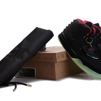 Nike Air Yeezy 2 NRG Black Sneaker Size US8-13