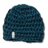 TOMS Marketplace Krochet Kid intl. Teal Green Betty Jr. Girls' Beanie