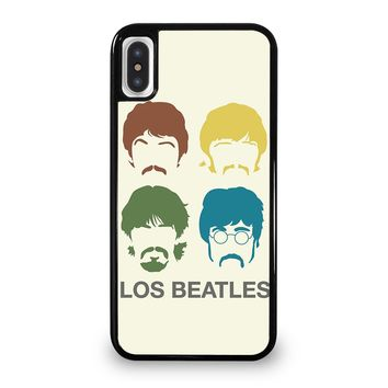 THE BEATLES COLLECTION iPhone 5/5S/SE 5C 6/6S 7 8 Plus X/XS Max XR Case Cover