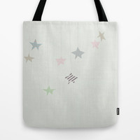 stars photography neutral backdrop Tote Bag by Studiomarshallarts