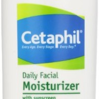 Cetaphil Fragrance Free Daily Facial Moisturizer, SPF 15, 4 Ounce