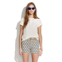 Tailored Shorts in Modflower
