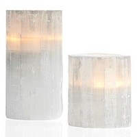 Selenite Votive | Gifts for Her | Gifts | Z Gallerie