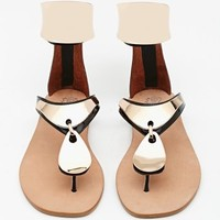 Congo Plated Sandal