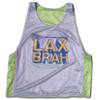Lax Brah Lacrosse Pinnie