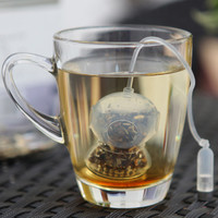 Fred & Friends DEEP TEA DIVER Silicone Tea Infuser