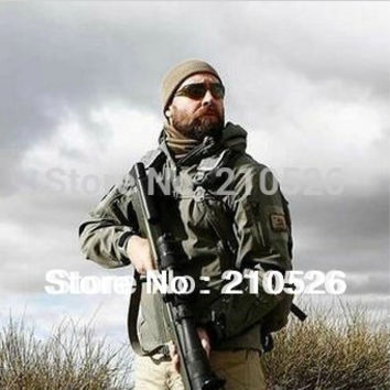 Lurker Shark Soft Shell Outdoor Military Tactical Jacket