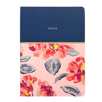 Spring Bloom Soft Cover Notebook | Stationery | CathKidston