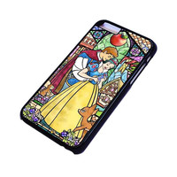 SNOW WHITE ART GLASSES Disney iPhone 6 Plus Case