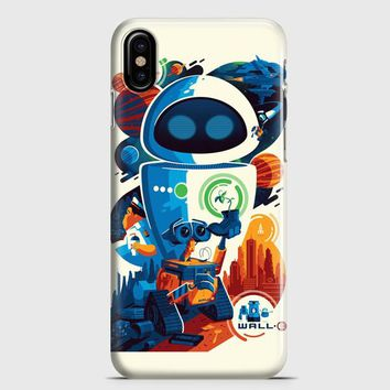 Disney Wall-E Artwork iPhone X Case | casescraft