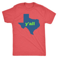 Texas Love Men's T-Shirt