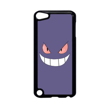 Gengar Face Pokemon iPod Touch 5 Case