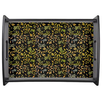Leaf it to Me Serving Tray
