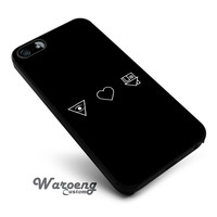 The neighbourhood band iPhone 4s iphone 5 iphone 5s iphone 6 case, Samsung s3 samsung s4 samsung s5 note 3 note 4 case, iPod 4 5 Case