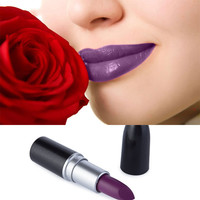 12 Waterproof Makeup Baton Mate Nude Batom Matte Lipstick Rouge a Levre Velvet Purple Lipsticks Long Lasting Magic Lip Stick