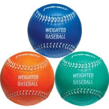 PRIMED Weighted Baseballs - 3 Pack | DICK'S Sporting Goods