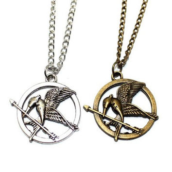 Mockingjay Fashion Stylish Necklace Jewellery_ 1231