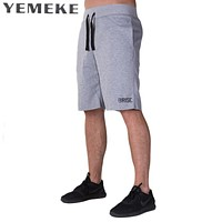 Summer Men's Shorts Casual Solid Men Beach Shorts Teenage Male Shorts home Clothing