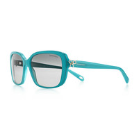 Tiffany & Co. - Tiffany Twist:Square Bow Sunglasses