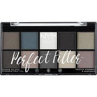 Nyx Cosmetics Gloomy Days Perfect Filter Shadow Palette