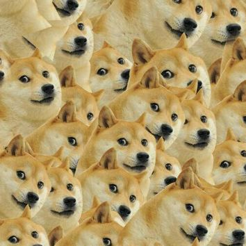 Doge God annoying dog puzzle 1000 pieces of wood of adult heart disease mental funeral spree pollution erhu eggs