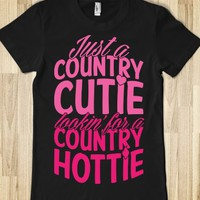 Just A Country Cutie Looking For A Country Hottie